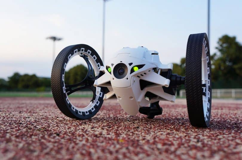 Parrot Mini Drone Jumping Sumo design