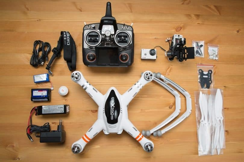 Walkera Quadcopters