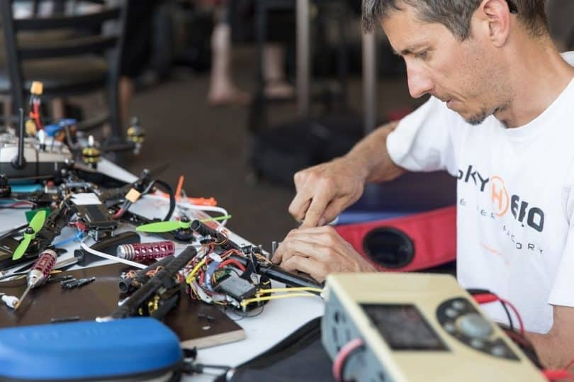 Build your own drone kit