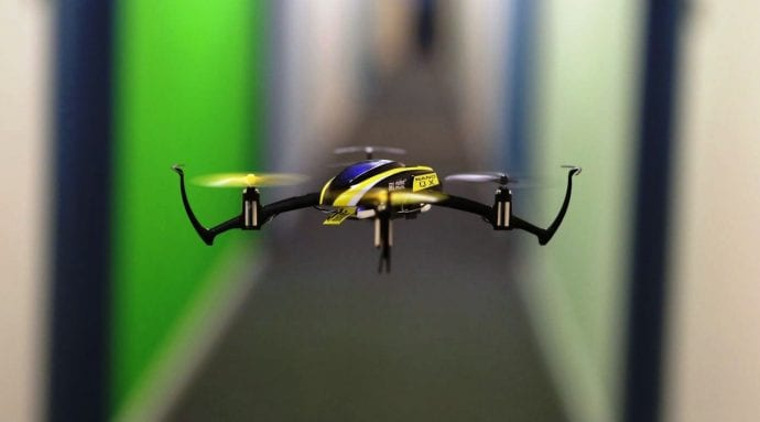 Cheap Quadcopter