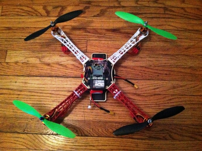 DIY Quadcopter Kit