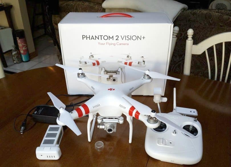 Dji Phantom 2 >> Dji Phantom 2 Vision Plus Review Prices Competitors