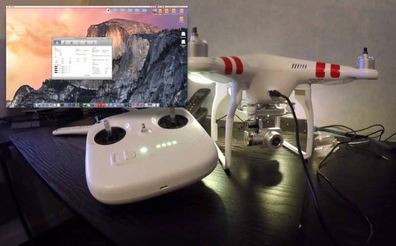 DJI Phantom unique features