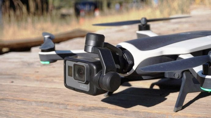 Drone With Gopro Camera