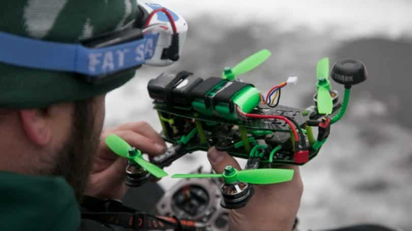 Drone for race