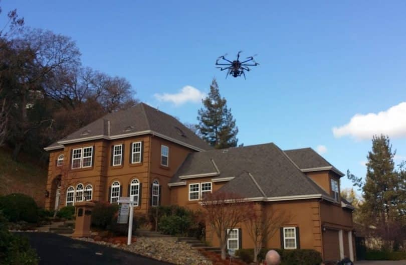 Drones real estate
