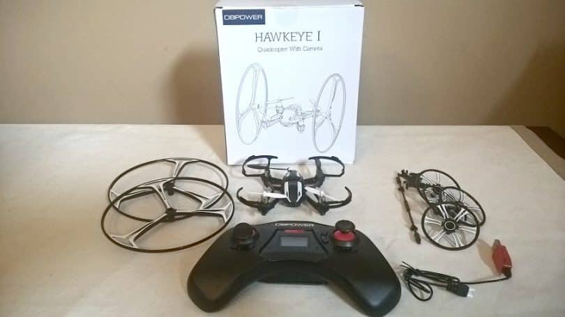Hawkeye-I Quadcopter