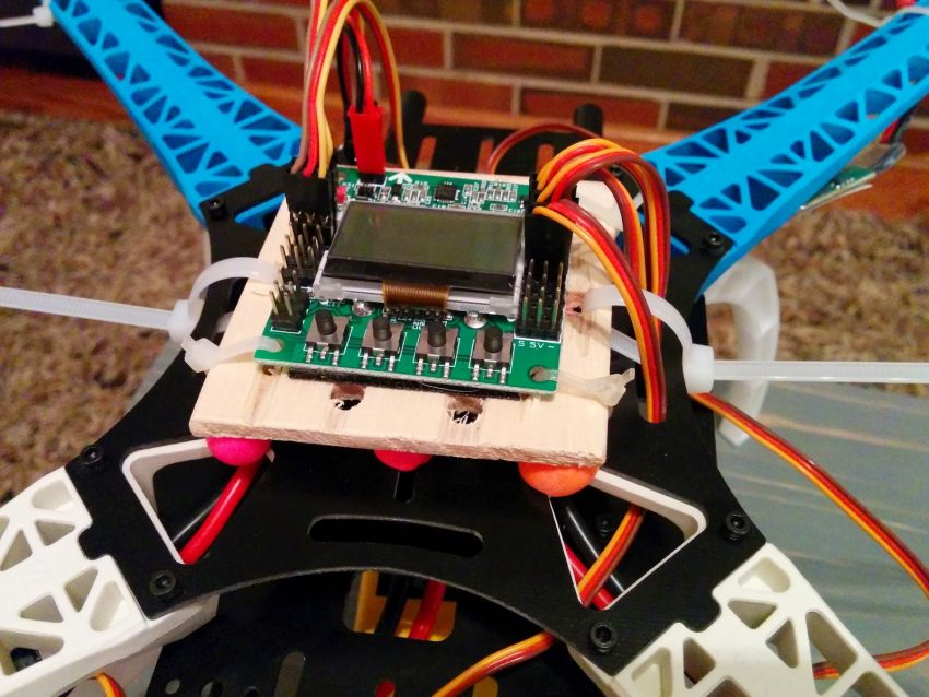 Mount the Flight Controller