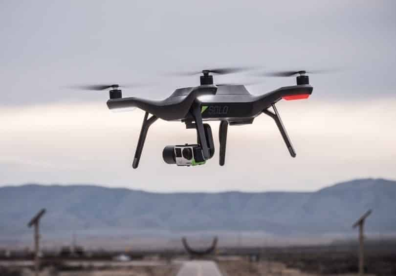Large quadcopter