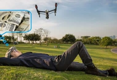How to Make Money With A Drone