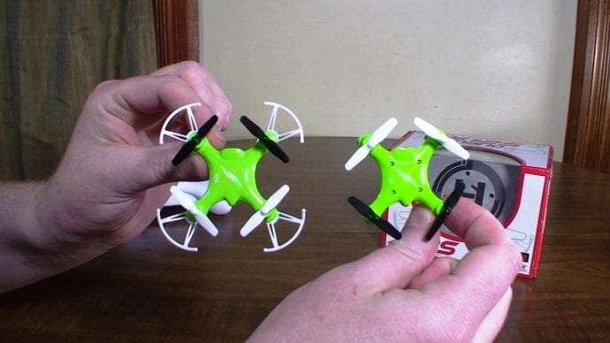 Mini Quadcopters