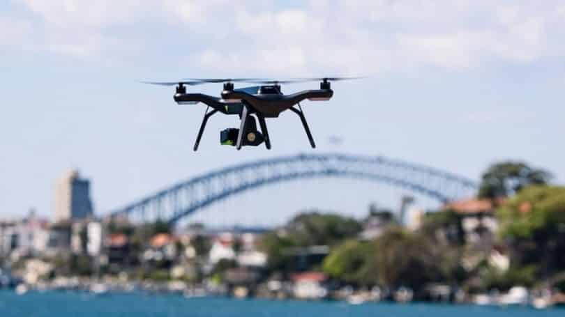 New drones are coming