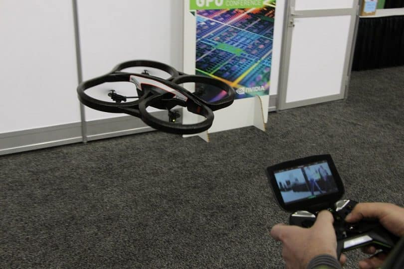 Parrot AR. Drone 2.0 and controller