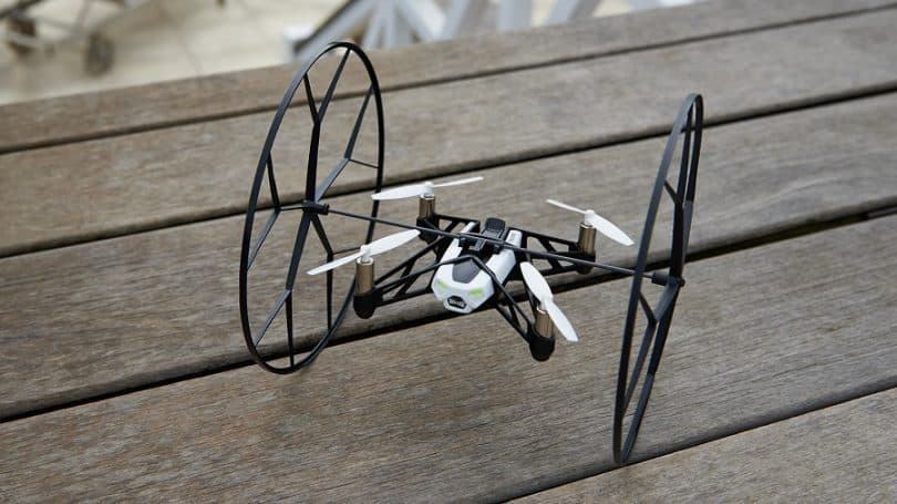 Parrot MiniDrone Rolling Spider white