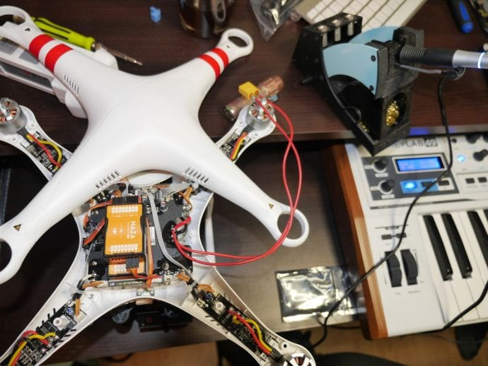 Quadcopter Maintenance