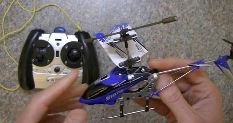 Syma S107 3-Channel RC Helicopter