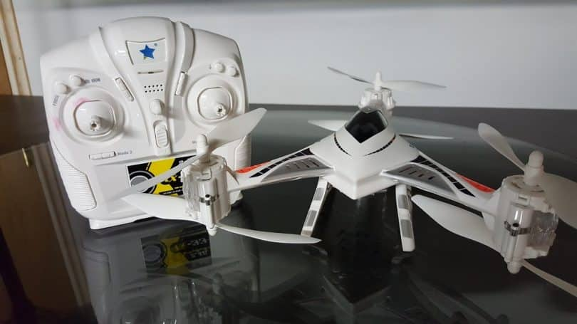 The Cheerson CX-33W-TX CX33W Tricopter