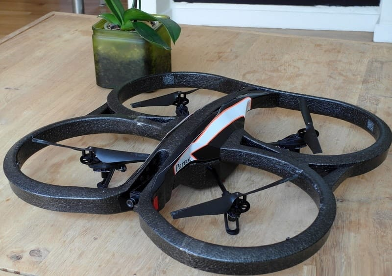 The Parrot AR Drone 2.0