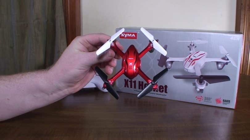 The Syma X11 Hornet drone