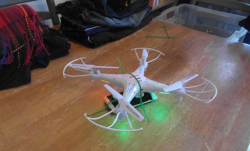 The Syma X5C-1 Explorer 2015 Version