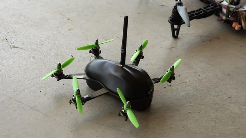 The TBS Gemini drone