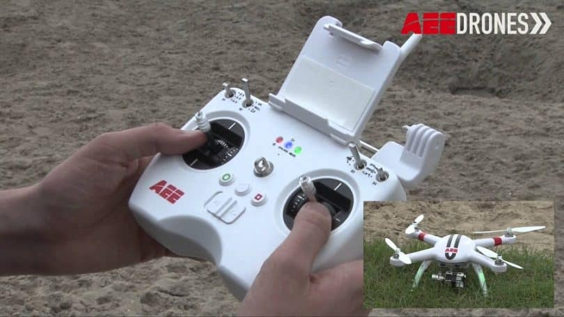 AEE Technology AP11 drone