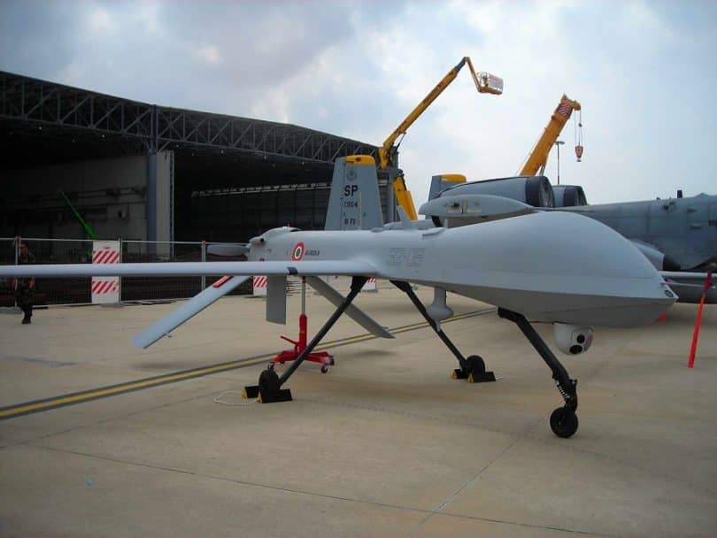 Class II military drones