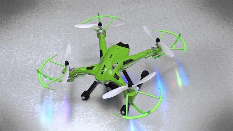 Coocheer JJRC H26W Headless Quadcopter