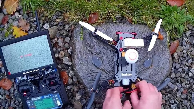 Eachine drone racer 250