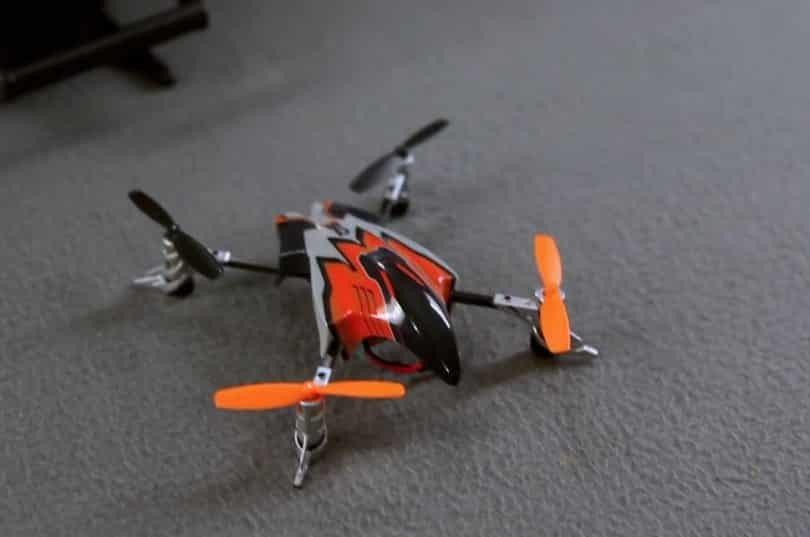 Heli-Max 1SQ design
