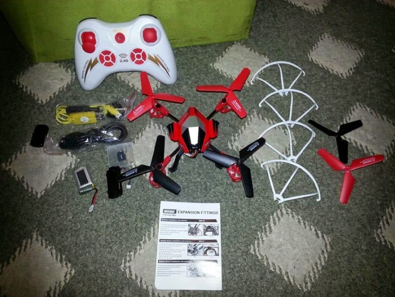 Holy stone RC drone