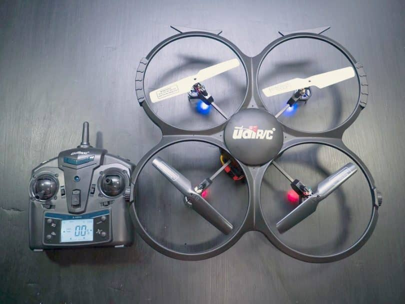 Latest UDI 818A HD+ RC Quadcopter Drone with HD Camera