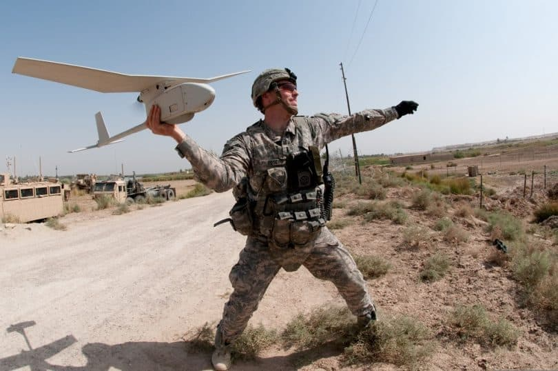 Types of Military Drones: The Best Technology Available Today