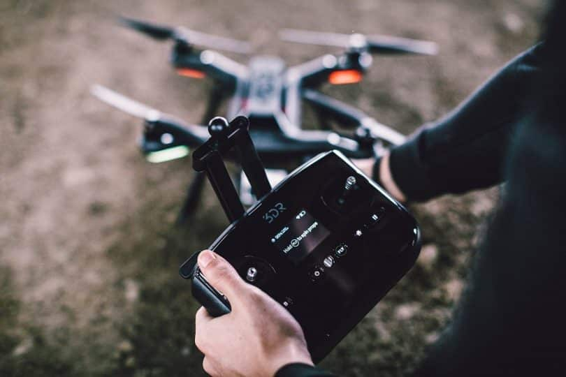 Recreational use of drones