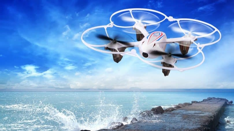 Syma X11C RC quadcopter