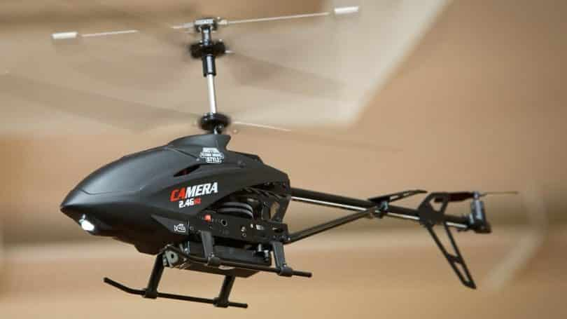 UDI U13A Metal RC Helicopter