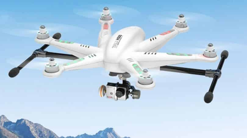 Walkera Tali H500 Hexacopter
