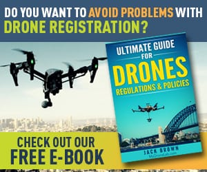 Free eBook About Drone Registration Rules