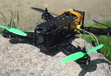 Arris X-Speed FPV250 review