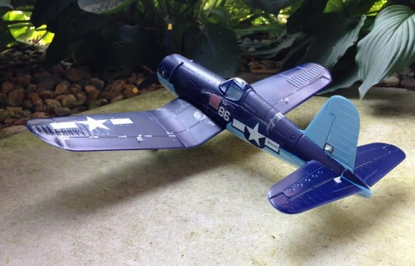 E-Flite UMX F4U Corsair RTF AS3x