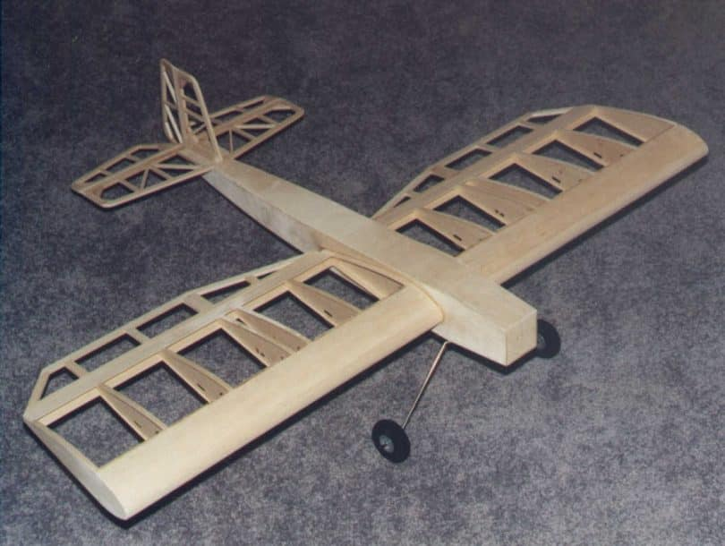 Frame for RC Plane
