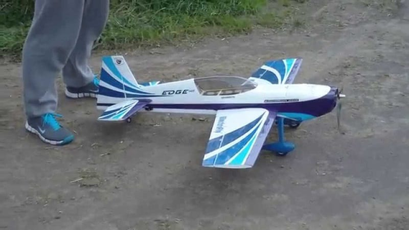 Great Planes ElectriFly Edge 540T