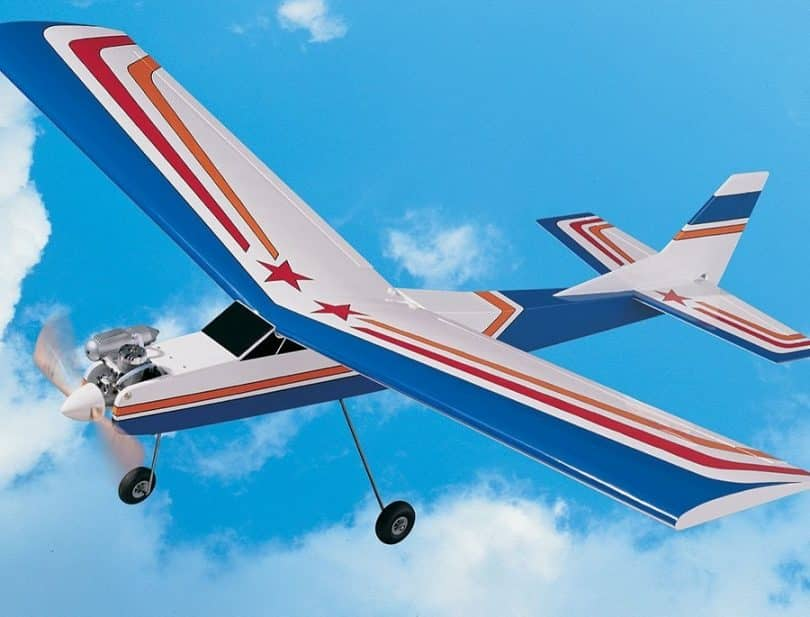 Great Planes PT-40 MKII Trainer Plane Kit