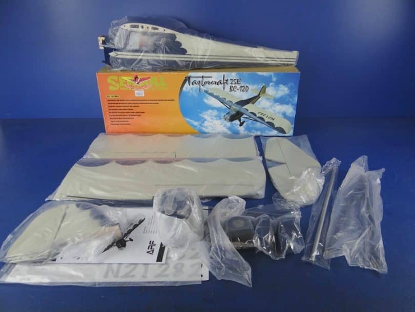 Taylorcraft Electric Airplane Kit RC Airplane