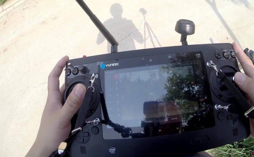 Yuneec Typhoon H480 controller