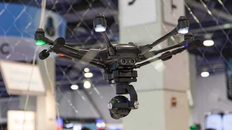 Yuneec Typhoon H480 review