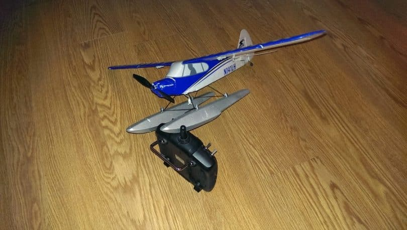 Benefits of micro RC planes