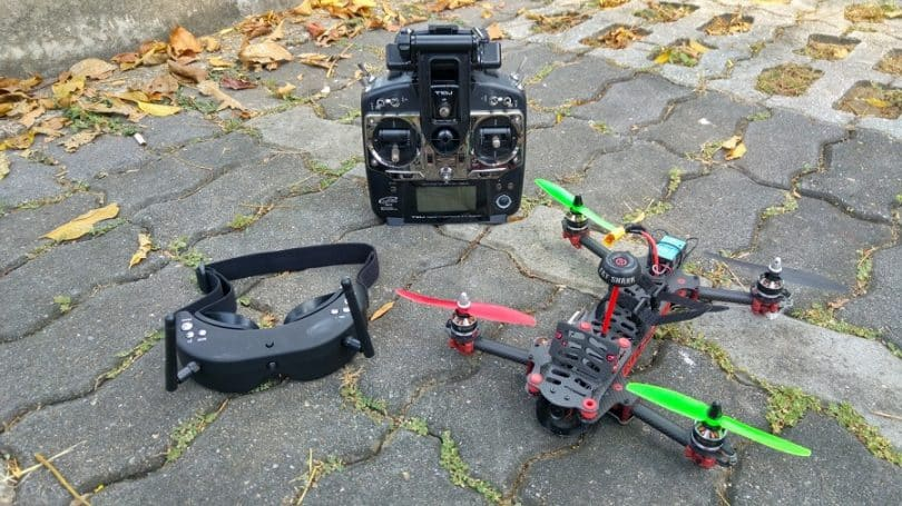Drone for racing