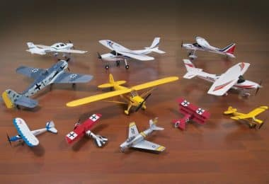 Micro RC Planes review