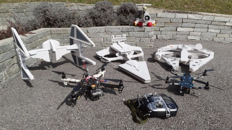Building A Drone vs  Buying One: Find Out Which Is More